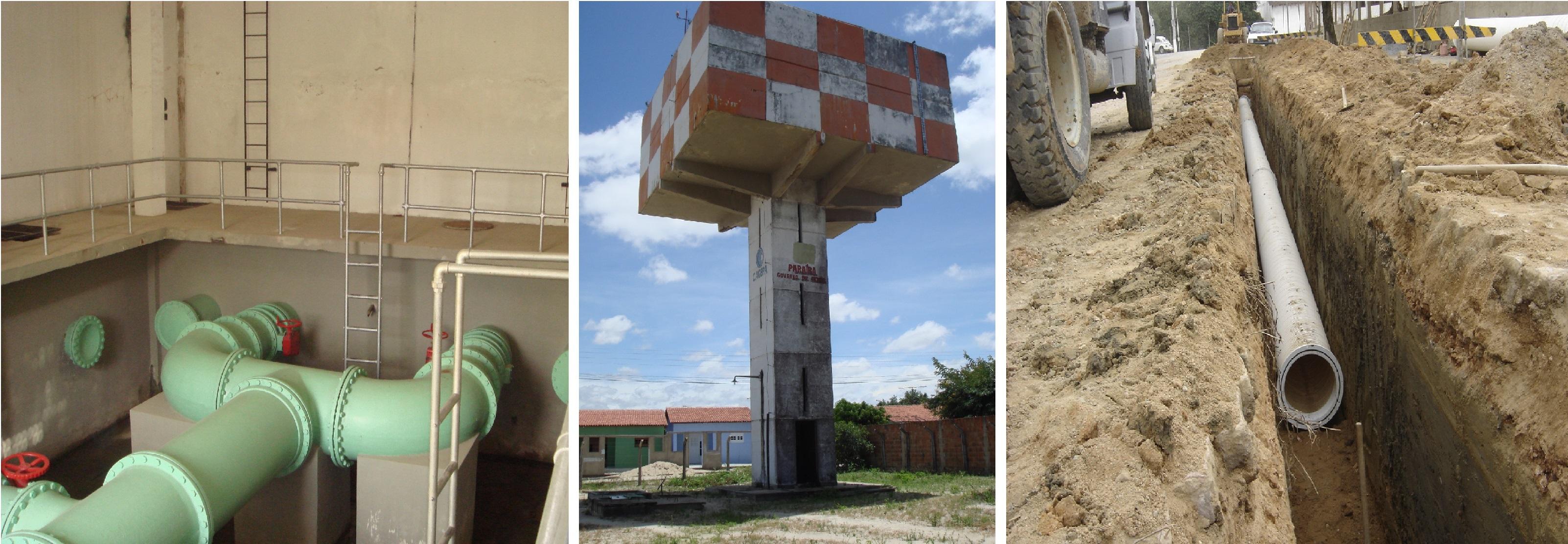 Projetos de saneamento básico: